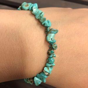 Jewelry - ❤️ Turquoise Stretchy Bracelet